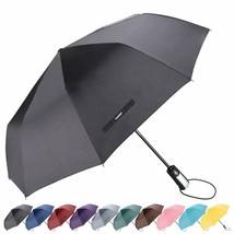 TradMall Travel Umbrella Windproof with Reinforced Fiberglass Ribs Large... - $27.75+