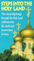 Steps Into the Holy Land - VHS Tape