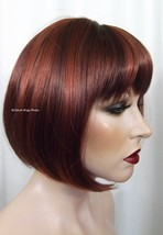 Quality Denise Wig ..COLOR CHOICE .. Skin Top Classic Bob. Best Seller 1... - $24.95