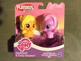 My Little Pony  Playskool Friends Applejack & Daisy Dreams - $8.00