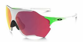 Oakley Evzero Gama OO9337 05 Verde Desteñir Cromo / Prizm Campo Gafas de... - $89.08