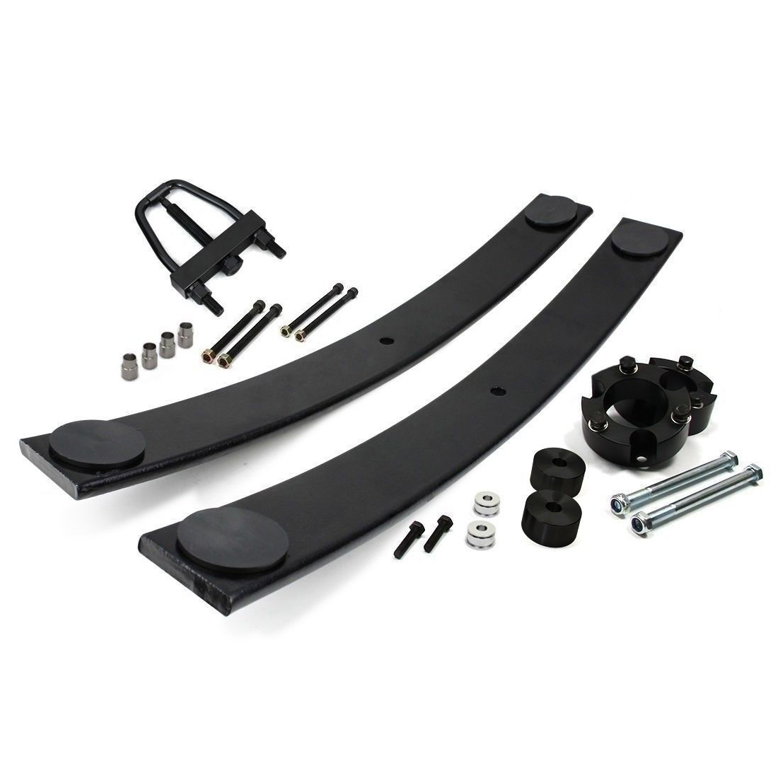 "Primary image for For 1995.5-2004 Tacoma 4WD 2.5"" Front + 2"" Rear Full Lift Kit + TOOL w/Diff Drop"