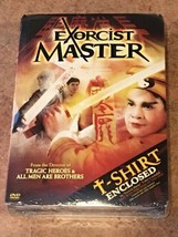 Exorcist Master (DVD, Includes Exorcist Master T-Shirt) NEW / SEALED - $10.35