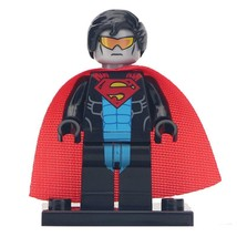 The Eradicator DC Comics Superman Lego Minifigures Block Toy Gift For Kids - $1.99