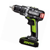 Rockwell RK2852K2 Li-ion Brushless Drill/Driver, 20V - $191.02