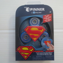 Marvel Avenger Superman Fidget Spinner - NIB - $5.99
