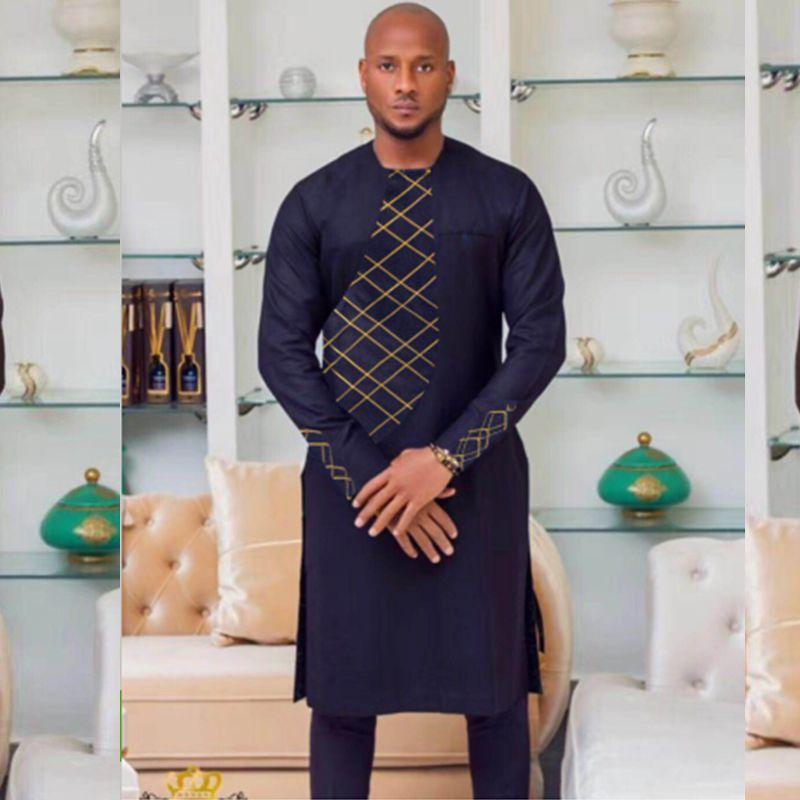 64138b7337 H d 2018 spring summer african clothes africa men dashiki clothing male  mens top pant outfit