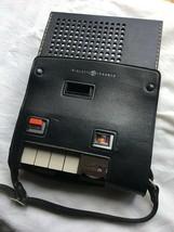 Vintage Ge Portátil Reproductor de Casetes / Grabadora y Funda con Micró... - $48.99