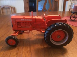ALLIS CHALMERS D17 SCALE MODELS 1/16  WIDE FRONT END FARM TOY TRACTOR. - $54.45
