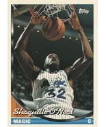 1993-94 Topps #181 Shaquille O'Neal - $0.50