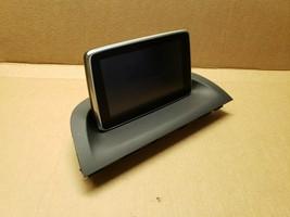 2014-16 Mazda 3 Info Information Navigation Display Screen System BHP1-61-1J0 image 2