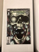 Blackest Night #1 - $12.00