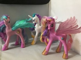 My Little Pony Princess Collectors Series Light-Up Talks Toy Dolls H01 - $44.54