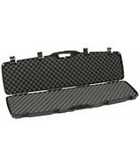 Shotgun Rifle Hard Case Single Double Plastic 2 Foam Air Airline 50 Inch... - $59.35