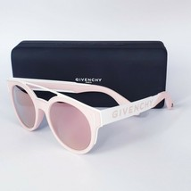 GIVENCHY GV7017/N/S  W6Q Pink White/Pink Mirror Sunglasses UNISEX  - $215.00