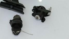 01 BMW 325Ci E46 MT 5sp M54 ECU ECM EWS DME Ignition Trunk Door GloveBox Key image 2