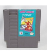 Tom & Jerry (NES Nintendo, 1991) Video Game - Tested & Working - Free Sh... - $11.77