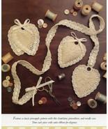 Stitcher's Companions Pincushion Chatelaine Vanna Crochet Pattern Leafle... - $2.67