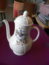 Wedgwood Londonderry coffee pot 1 available - $28.66
