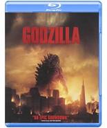 Godzilla (Blu-ray + DVD) (2014) - $2.95