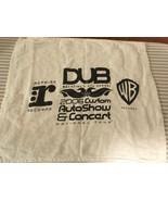Dub Magazine 2006 Auto Show And Concert National Tour Souvenir Towel - $2.48