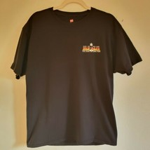 Reno Fun Train Snow Train - 2012 End of the Line T-Shirt Size Large - $19.79