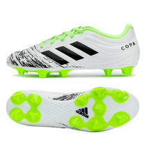 Adidas Copa 20.4 Firm Ground FG Football Boots Shoes Soccer Cleats White G28526 - $72.99
