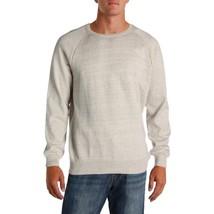 145$ Polo Ralph Lauren Mens Heathered Raglan Sleeves Pullover Sweater , Small - $49.99