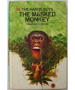 FREEBIE Free with purchase from MysteryBookMansion Hardy Boys #51 Masked... - $0.00