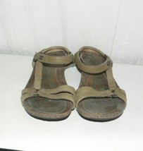 Teva Leather Strappy Hiking Walking  ;;lSandals Size 8 - $23.71