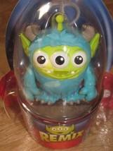 Disney Pixar Remix Toy Story Petit Vert Hommes Alien Monsters Inc Sulley... - $13.63