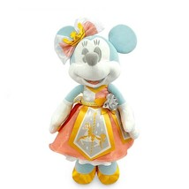 NWT New MINNIE MOUSE The Main Attraction King Arthur Carrousel Plush Lim... - $66.99