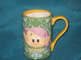 DISNEY STORE DOPEY CUP/ MUG. BRAND NEW. VERY CUTE! - $22.00