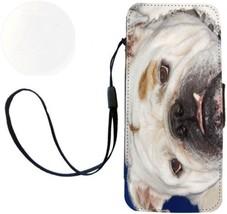 Rikki Knight English Bulldog Close Up Flip Wallet Case With Magnetic Fla... - $45.91