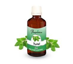 Fragrantica Tulsi Undiluted Natural Pure Uncut Essential Oil 30 ml - $15.03
