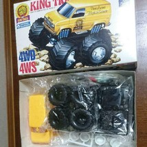 GUNZE SANGYO KING TIGER Wild Mini 4WD - $296.99
