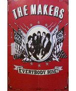 MAKERS, EVERYBODY RISE POSTER (B9) - $9.49
