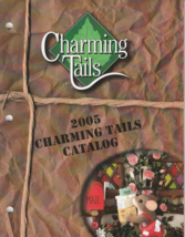 Charming Tails 2005 Catalog by Fitz and Floyd - $9.00