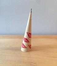Vintage 70s Grain Belt Beer promotional cone pen