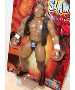 ✰✰ JAKKS PACIFIC SUMMER SLAM 99 THE ROCK KB EXCLUSIVE 1999 wwf wcw wrest... - $9.66