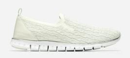 Cole Haan Zerøgrand Distance Women's Ivory Lightweight Slip-On Sneaker, #W17009 - $59.99