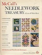 McCall's Needlework Treasury: A Learn and Make Book, McCall's Needlework... - $9.90
