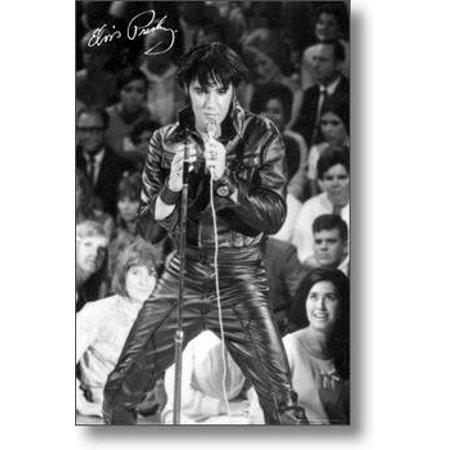Elvis comeback special 24x36