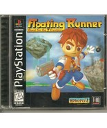 Sony Playstation 1 Floating Runner: Quest for the 7 Crystals - 1996 - $65.00