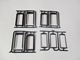 "American Limited # 9860 Athearn Genesis ""F"" Units-Black Diaphragms A-B Set (HO) image 2"