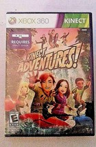 Kinect Adventures Xbox 360 Kinect Action & Adventure Rated E  - $7.81