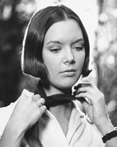 Pamela Franklin B&W 16X20 Canvas Giclee Pretty Early Portrait - $69.99