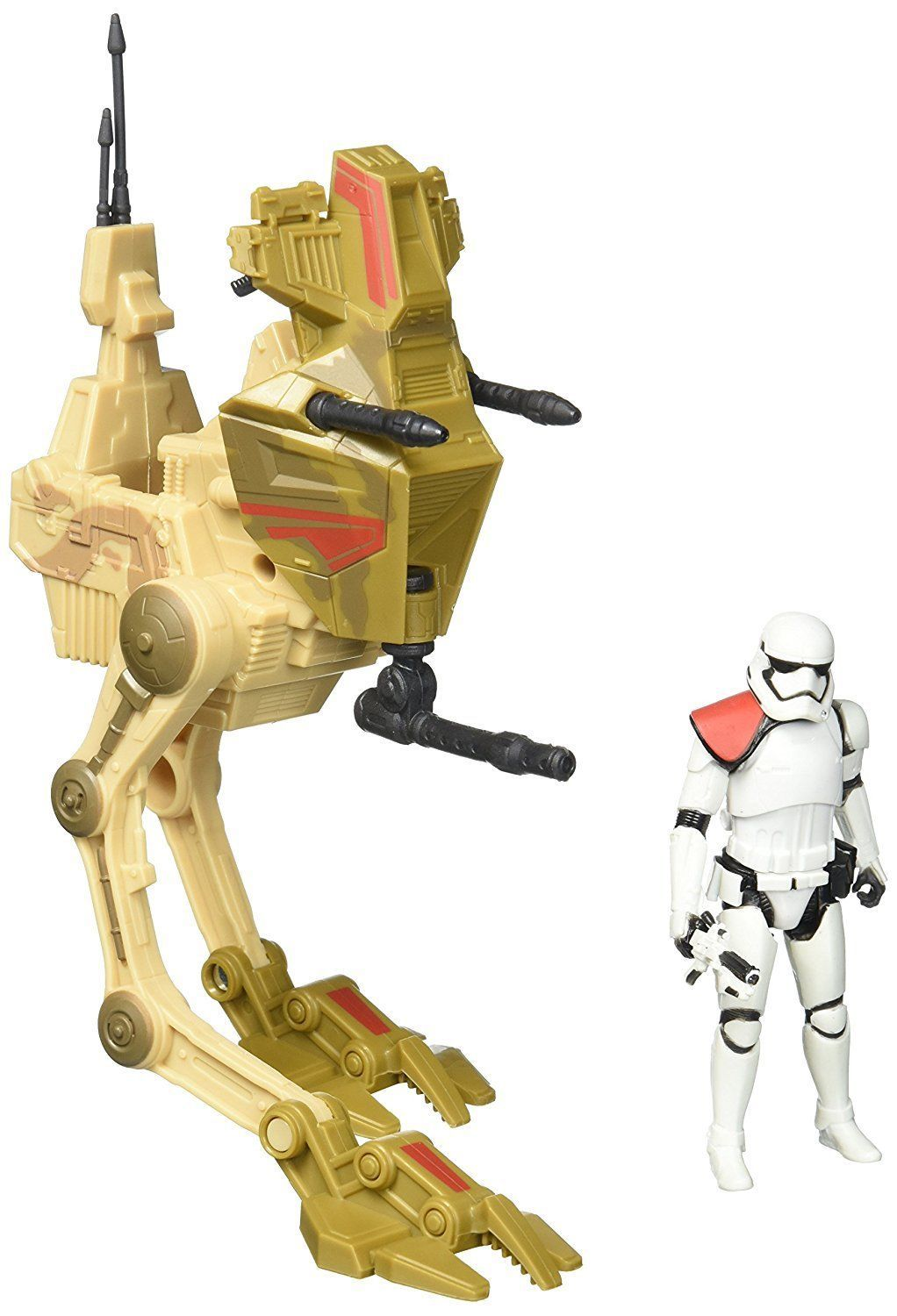 Image 0 of Star Wars Desert Assault Walker with Figure - EE Exclusive 2015, Hasbro 4+