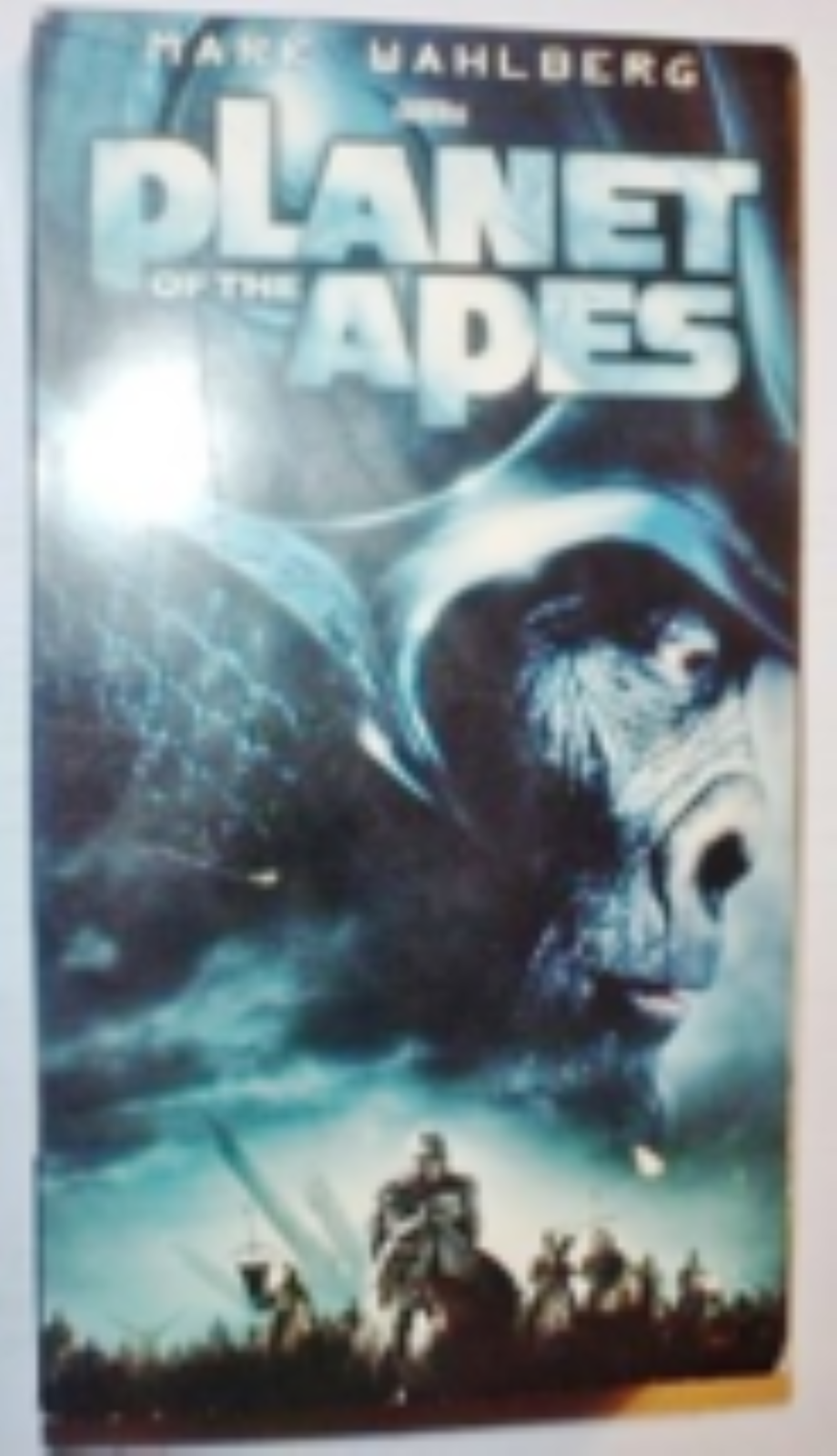 Planet of the Apes Vhs