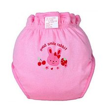 Set of 2 Lovely Rabbit Baby Infant Leak Proof Breathable Waterproof Diaper
